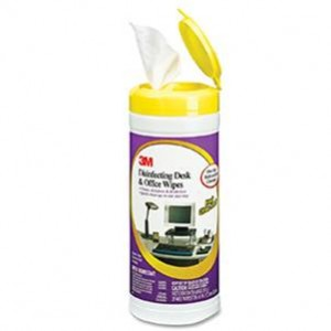 3M Disinfecting Desk and Office Wipes