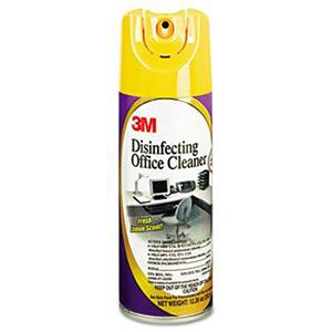 3M Disinfecting Office Cleaner Spray