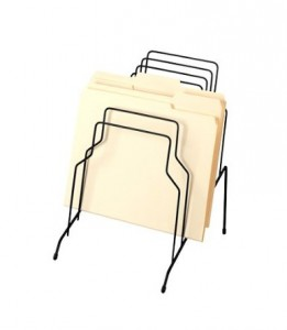 Fellowes Wire Step File Organizer