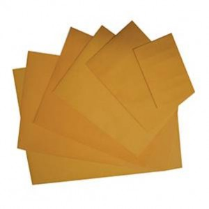 Pocket Golden Craft Envelopes