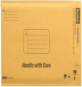 Scotch Bubble Mailers