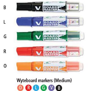 Vboard marker