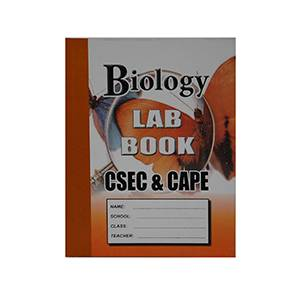 Biology Lab Book
