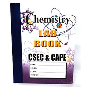 Chemistry Lab Book