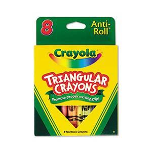 Crayola Triangular Crayons