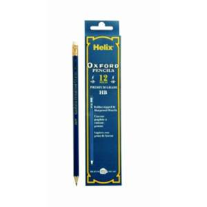 Helix Oxford 12 pack pencils