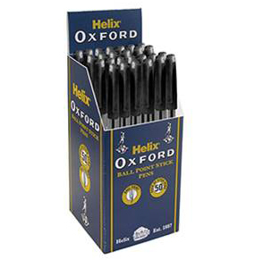 Helix Oxford Ball Point Pens