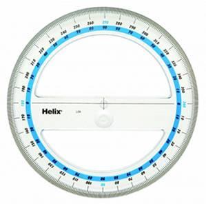 Helix Protractor