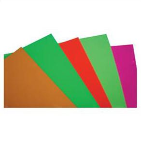 fluorescent bristol board